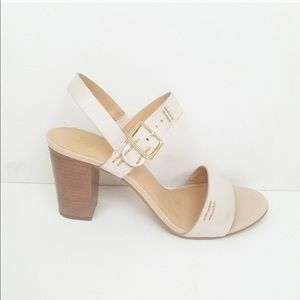 Seychelles Neutral Sandals